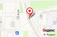 Схема проезда до компании Магнит в Сяськелево