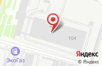 Схема проезда до компании Нзхк-Инжиниринг в Новосибирске