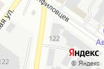 Схема проезда до компании Техпромторг в Новосибирске