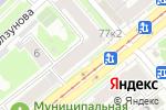 Схема проезда до компании Закусочная в Новосибирске