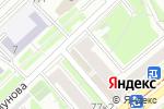 Схема проезда до компании Сибирский аптекарь в Новосибирске