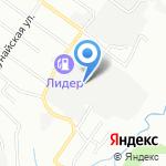 Дары Востока на карте Новосибирска