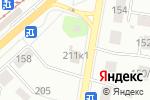 Схема проезда до компании Аква Tech в Новосибирске