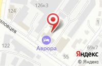 Схема проезда до компании М.Б.П. в Новосибирске