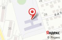 Схема проезда до компании Нотабене в Новосибирске