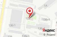 Схема проезда до компании Женни в Новосибирске