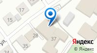Компания Индиго на карте