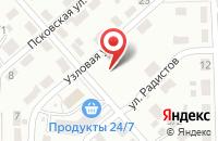 Схема проезда до компании Аист Плюс в Новосибирске