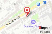 Схема проезда до компании Эко Хэлп в Новосибирске
