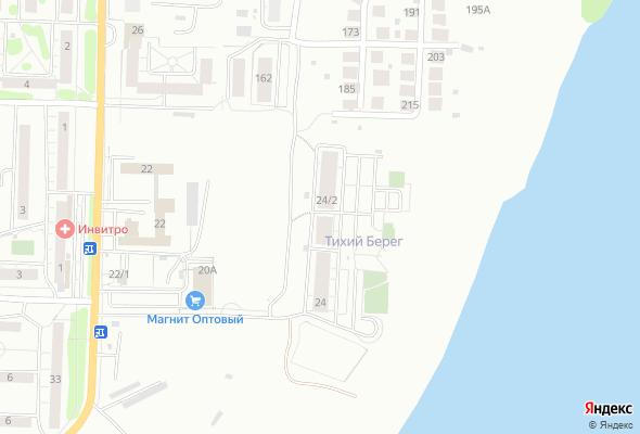 жилой комплекс Тихий берег