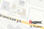 Схема проезда до компании Мир сварки в Новосибирске