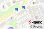 Схема проезда до компании Капитал Групп в Новосибирске