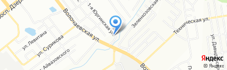 turnikbazar.ru на карте Новосибирска