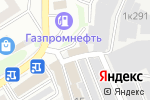 Схема проезда до компании SibAvtoZIP в Новосибирске