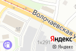 Схема проезда до компании АвтоЗдрав в Новосибирске