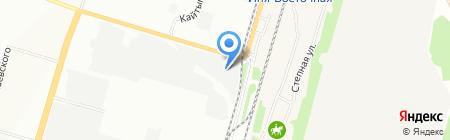 ФиксМаркет на карте Новосибирска