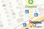 Схема проезда до компании Умка в Новосибирске
