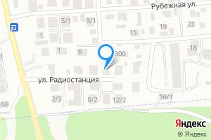 Студия в Новосибирске м. Студенческая, Рубежная улица, 10/1