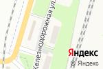 Схема проезда до компании Моисеевский Уголь в Ине-Восточной