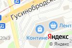 Схема проезда до компании Верда-Сибирь в Новосибирске