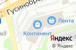Схема проезда до компании FW nsk в Новосибирске