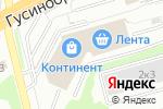 Схема проезда до компании МИО в Новосибирске