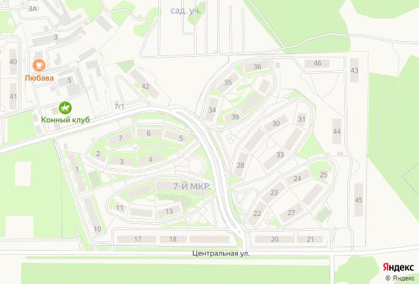 ЖК Поселок Бавария