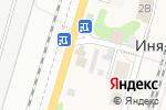Схема проезда до компании Хороший в Ине-Восточной