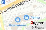 Схема проезда до компании Межтопэнергобанк, ПАО в Новосибирске