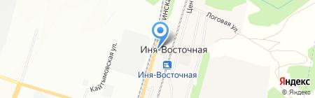 Продуктовый магазин на карте Ини-Восточной