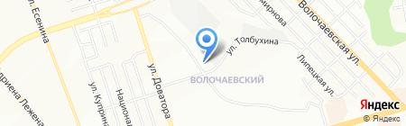 Сибирский доктор на карте Новосибирска