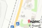 Схема проезда до компании Лесное хозяйство в Ине-Восточной