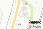 Схема проезда до компании Мастерская Ярославы в Ине-Восточной