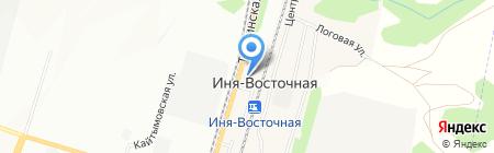 Мастерская Ярославы на карте Ини-Восточной