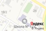 Схема проезда до компании Мичуринская средняя общеобразовательная школа №123 в Мичуринском