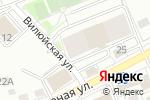 Схема проезда до компании Салон красоты в Новосибирске