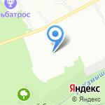 Хлебушек и булочки на карте Новосибирска
