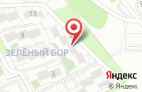 Схема проезда до компании Автонавигатор в Новосибирске