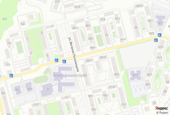 продажа квартир Плющихинский