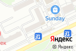 Схема проезда до компании Домовенок в Новосибирске