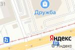 Схема проезда до компании АБВ-СПУТНИК в Новосибирске