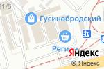 Схема проезда до компании Фирма по ремонту швейного оборудования в Новосибирске