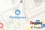 Схема проезда до компании Магазин товаров для рукоделия в Новосибирске