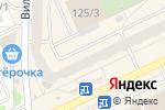 Схема проезда до компании Мясной край в Новосибирске