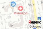 Схема проезда до компании Соционика в Новосибирске