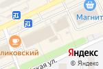 Схема проезда до компании Парк Lui в Новосибирске