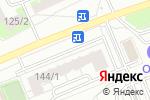 Схема проезда до компании Сетка в клетку в Новосибирске