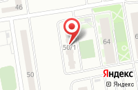 Схема проезда до компании Аттракцион. Ру в Новосибирске
