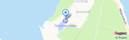 Атмосфера на карте Бердска