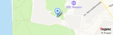 ШТарК на карте Бердска